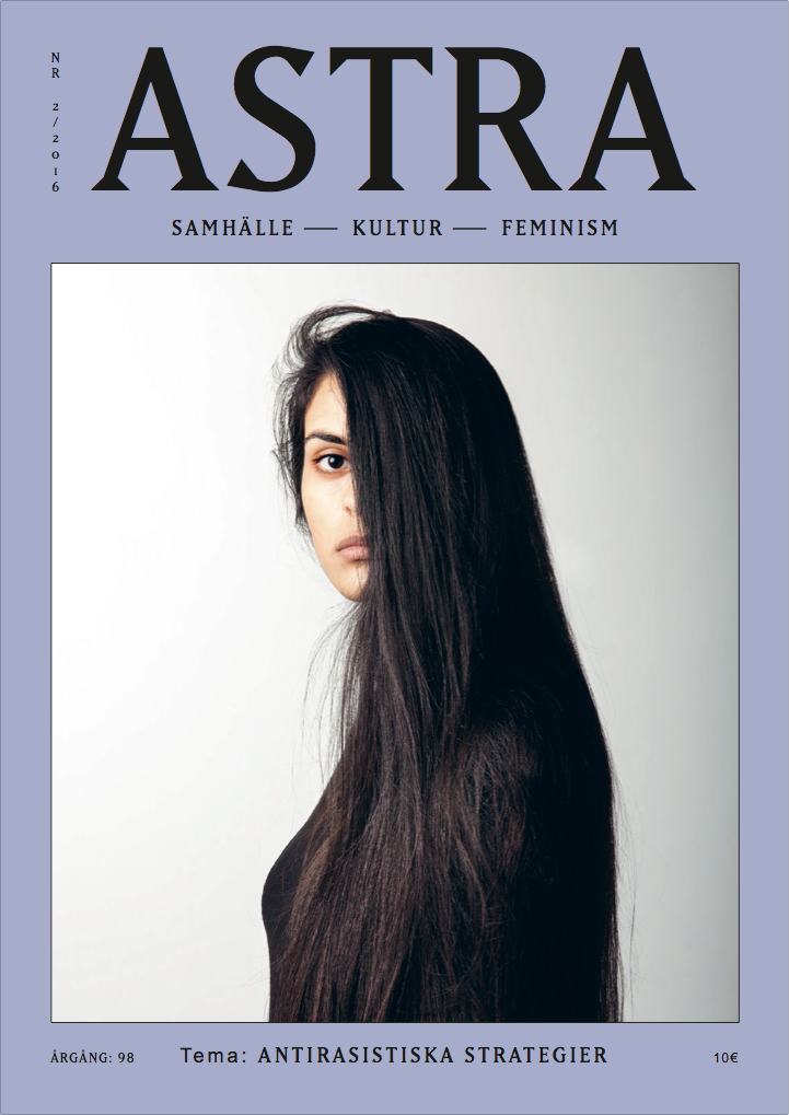 Astra 2/2016 omslag